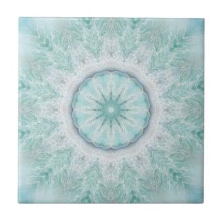 Azulejo geométrico do banheiro da estrela de mar