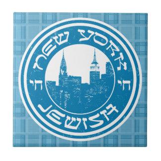 Azulejo judaico de New York