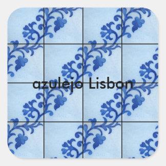 azulejo Lisbon Adesivo Quadrado