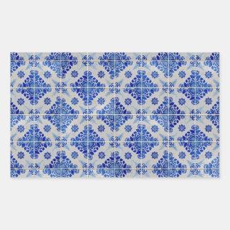 Azulejos Adesivo Retangular