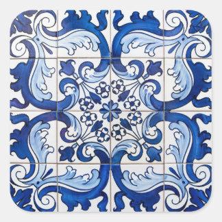 Azulejos antigos de Azulejo Adesivo Quadrado