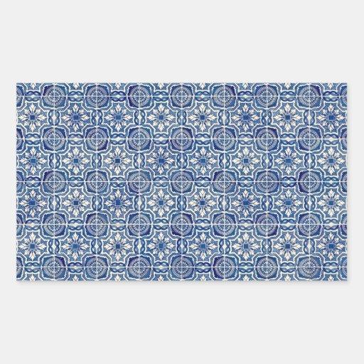 Azulejos Adesivo Em Forma Retangular