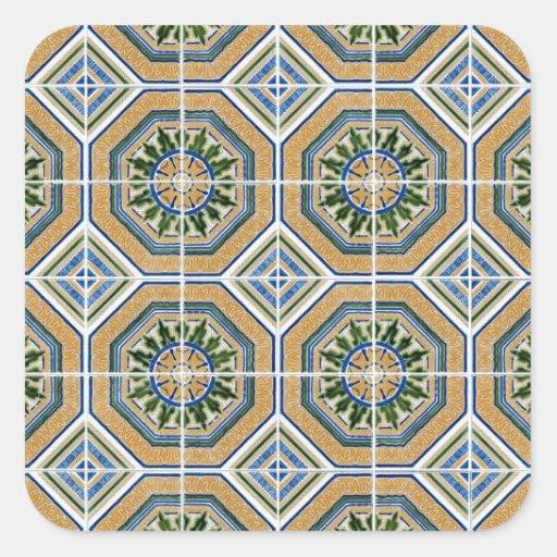 Azulejos Adesivos Quadrados