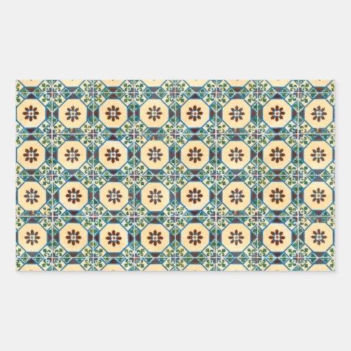Azulejos Adesivos Retangular