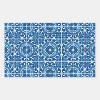 Azulejos Adesivos Em Forma Retangular