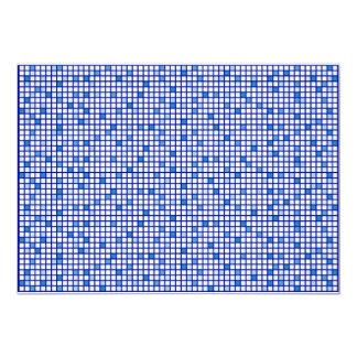 Azulejos Convite 12.7 X 17.78cm