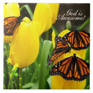 Azulejos da arte 22 da borboleta