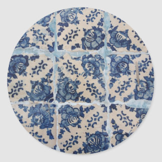 Azulejos de Azulejo do português Adesivo
