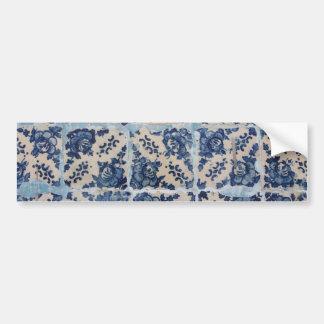 Azulejos de Azulejo do português Adesivo Para Carro