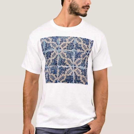 Azulejos de Azulejo do português Camiseta