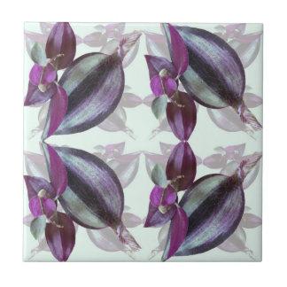 Azulejos de flower power pequenos