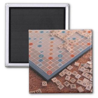 Azulejos do jogo de mesa ima