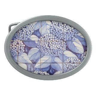 Azulejos florais
