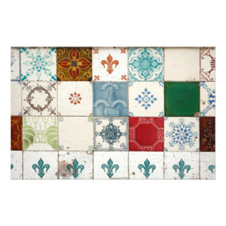 Azulejos portugueses papelaria