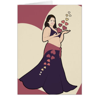Azura Cartão De Nota