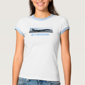 b-1 imagem, bombardeiro B-1 T-shirt