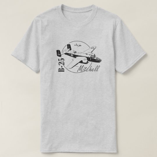 B-25 Mitchell t-shirt Camiseta