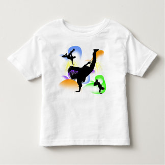 B-boying Camiseta Infantil
