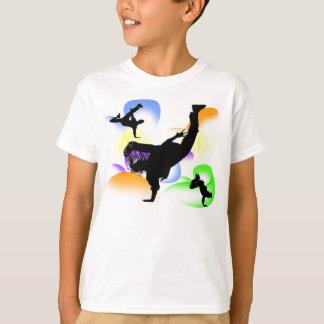 B-boying T-shirt