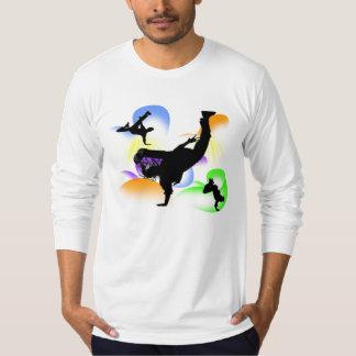B-boying T-shirts
