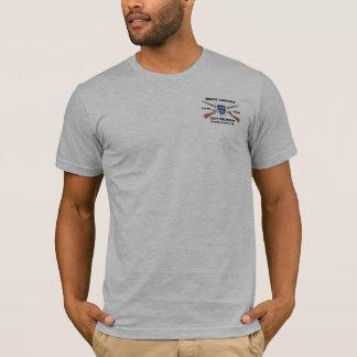 B Co 3/325 2017 camisas da reunião T