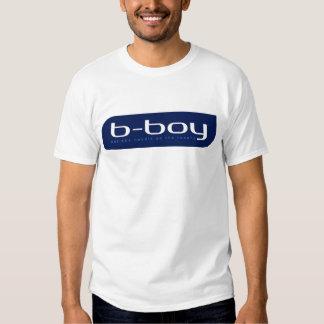 B-Menino (azul) T-shirts