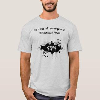 B- menino camiseta
