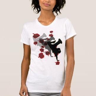 B-Menino: Camisola de alças da sombra T-shirt