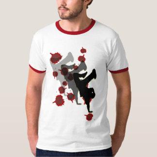 B-Menino: Campainha T da sombra Camisetas