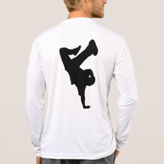 B-Menino Microfiber Longsleeve T-shirts