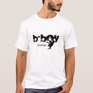 b-menino para sempre camiseta