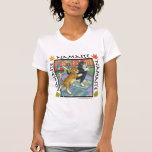 B & t-shirt de T #29 Namaste Camiseta