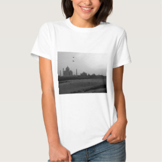 B&W Taj Mahal 5 T-shirt