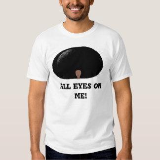 baa2, todos os olhos em mim! t-shirt