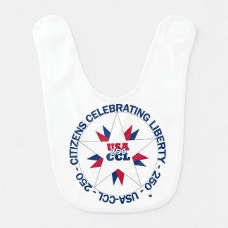 Babador - América 250th ou aniversário de CCL em
