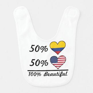 Babador Americano colombiano de 50% 50% 100% bonito