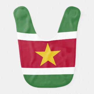 Babador Bandeira de Suriname