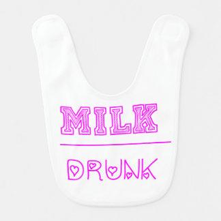 Babador Bebado de leite