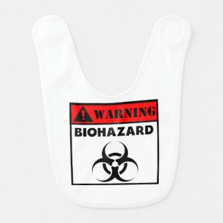 Babador Biohazard de advertência