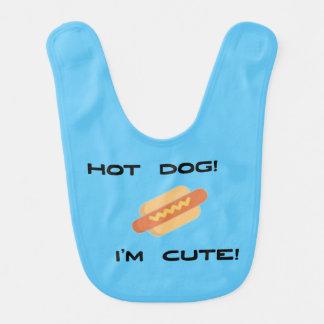 Babador Cachorro quente eu sou bonito