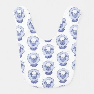 Babador Carneiros azuis bonitos