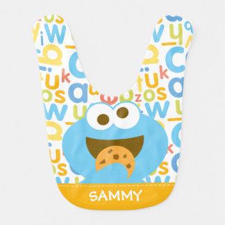Babador De Bebe Comer | do monstro do biscoito do bebê adiciona