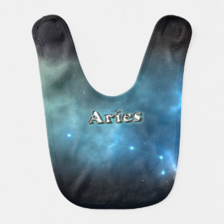 Babador De Bebe Constelação do Aries