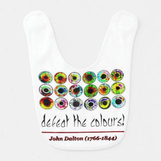 Babador De Bebe Defeat the colours! John Dalton.