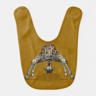 Babador De Bebe Girafa da ioga