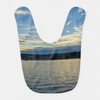 Babador De Bebe Lago azul sunset de Ozarks