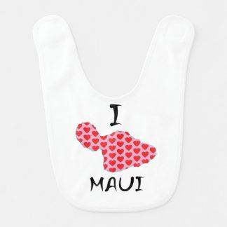 Babador De Bebe Mim coração Maui