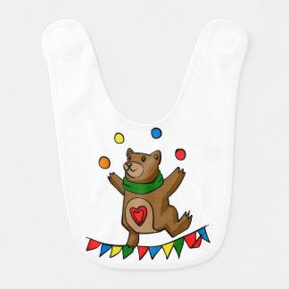 Babador De Bebe Mnanipulação do urso