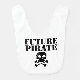 Babador De Bebe Pirata futuro