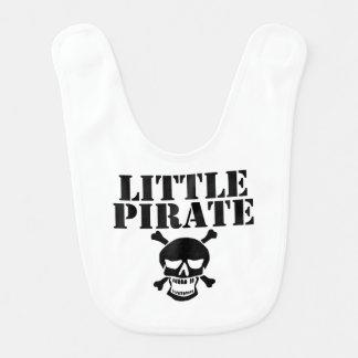 Babador De Bebe Pirata pequeno